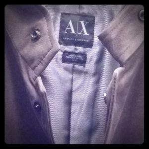 New suede casual but smart jacket in Pewter Grey.